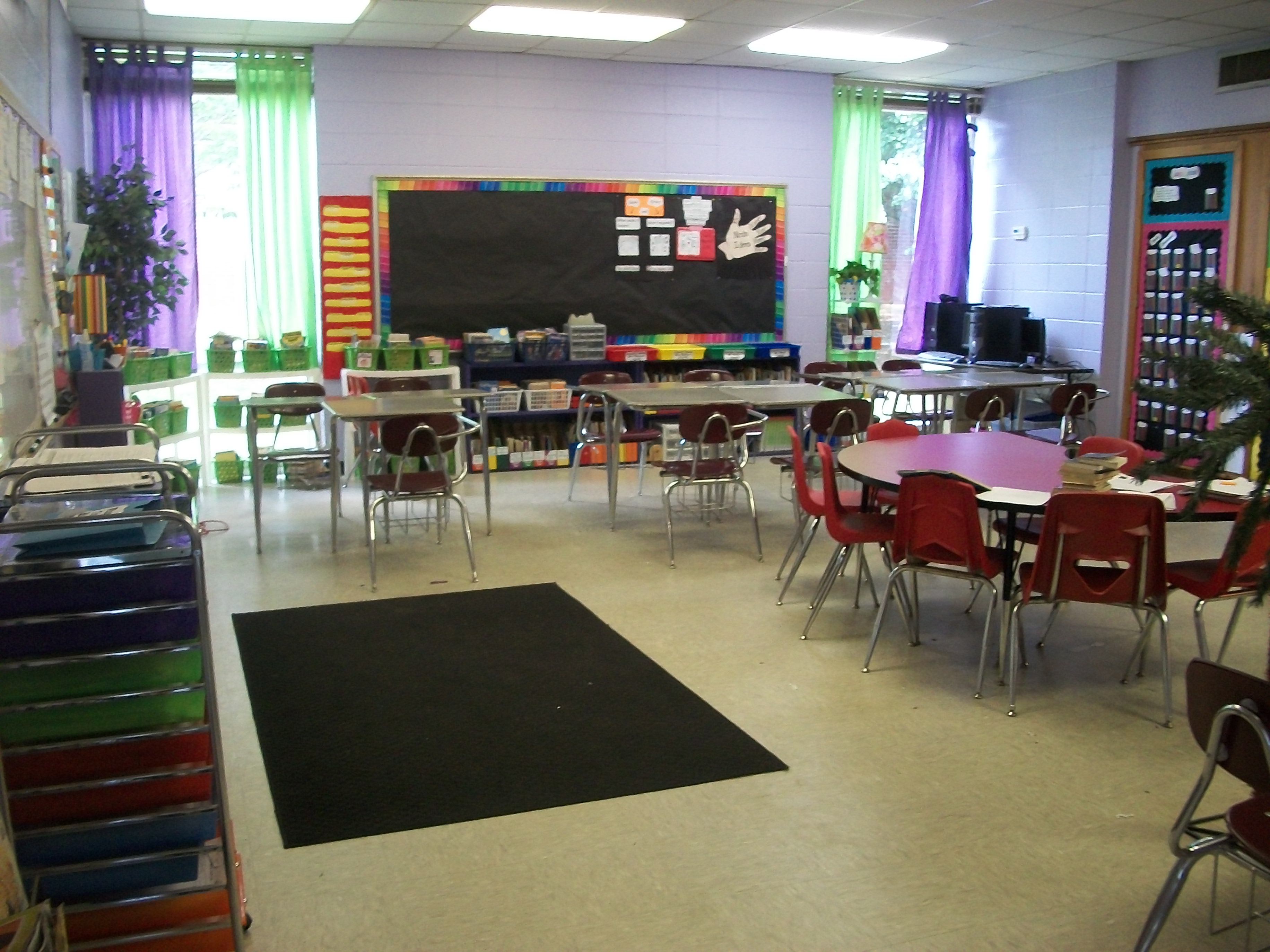 Classroom Decorations For Grade 6 ~ Classroom rearrangement again th grade scott foresman